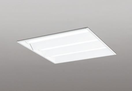 【最安値挑戦中!最大25倍】オーデリック XD466009P4B(LED光源ユニット別梱) ベースライト LEDユニット型 埋込型 非調光 昼白色 ルーバー無