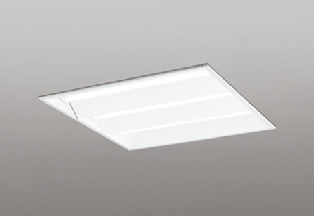 【最安値挑戦中!最大34倍】オーデリック XD466009P4C(LED光源ユニット別梱) ベースライト LEDユニット型 埋込型 非調光 白色 ルーバー無 [(^^)]