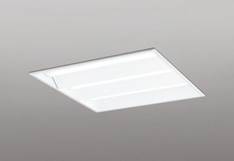 【最安値挑戦中!最大25倍】オーデリック XD466009P4D(LED光源ユニット別梱) ベースライト LEDユニット型 埋込型 非調光 温白色 ルーバー無