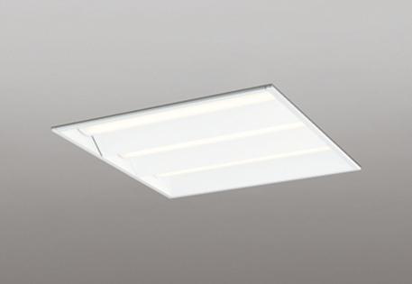 【最安値挑戦中!最大25倍】オーデリック XD466010P4E(LED光源ユニット別梱) ベースライト LEDユニット型 埋込型 非調光 電球色 ルーバー無