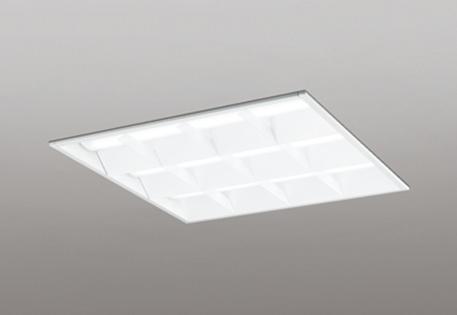 【最安値挑戦中!最大25倍】オーデリック XD466013P4B(LED光源ユニット別梱) ベースライト LEDユニット型 埋込型 非調光 昼白色 ルーバー付