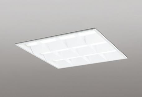 【最安値挑戦中!最大25倍】オーデリック XD466013P4C(LED光源ユニット別梱) ベースライト LEDユニット型 埋込型 非調光 白色 ルーバー付