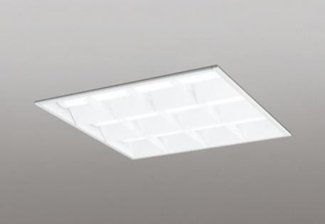 【最安値挑戦中!最大34倍】オーデリック XD466014P4B(LED光源ユニット別梱) ベースライト LEDユニット型 埋込型 非調光 昼白色 ルーバー付 [(^^)]
