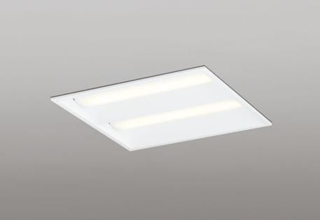 【最安値挑戦中!最大25倍】オーデリック XD466019P2E(LED光源ユニット別梱) ベースライト LEDユニット型 埋込型 非調光 電球色 ルーバー無