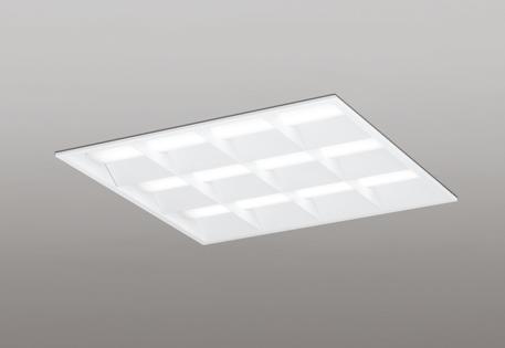 【最安値挑戦中!最大25倍】オーデリック XD466029P2C(LED光源ユニット別梱) ベースライト LEDユニット型 埋込型 非調光 白色 ルーバー付
