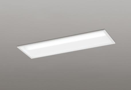 【最安値挑戦中!最大25倍】オーデリック XD504001P3D(LED光源ユニット別梱) ベースライト LEDユニット型 埋込型 20形 非調光 1600lmタイプ 温白色 白