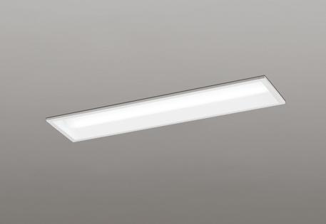 【最安値挑戦中!最大25倍】オーデリック XD504007P4D(LED光源ユニット別梱) ベースライト LEDユニット型 埋込型 非調光 温白色 白