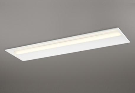 【最安値挑戦中!最大25倍】オーデリック XD504011P2E(LED光源ユニット別梱) ベースライト LEDユニット型 埋込型 非調光 電球色 白