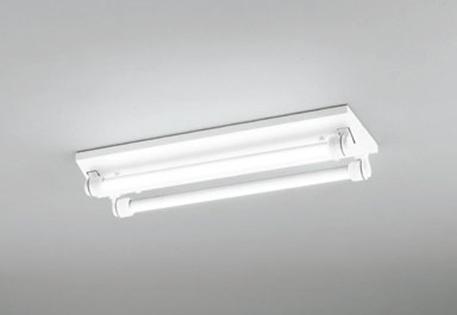 【最安値挑戦中!最大25倍】照明器具 オーデリック XG254079E(ランプ別梱) ベースライト 直管形LEDランプ 電球色 防雨型・直付型 逆冨士型 2灯用