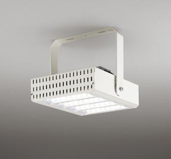 【最安値挑戦中!最大25倍】オーデリック XG454033 ベースライト 高天井用照明 LED一体型 非調光 昼白色 防雨型