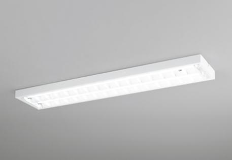 【最安値挑戦中!最大25倍】照明器具 オーデリック XL251092E(ランプ別梱) ベースライト 直管形LEDランプ 直付型 下面開放型(ルーバー) 2灯用 電球色