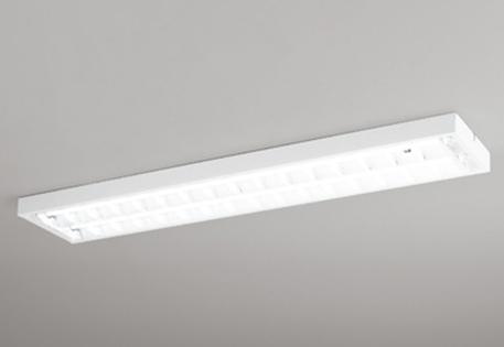 【最安値挑戦中!最大25倍】照明器具 オーデリック XL251092P2E(ランプ別梱) ベースライト 直管形LEDランプ 直付型 下面開放型(ルーバー) 2灯用 電球色
