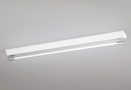 【最安値挑戦中!最大25倍】照明器具 オーデリック XL251191P1B(ソケットカバー・ランプ別梱) ベースライト 直管形LEDランプ 直付型 1灯用 昼白色 クローム色