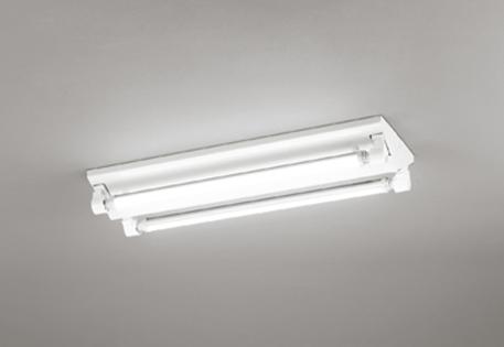 【最安値挑戦中!最大25倍】照明器具 オーデリック XL251652E(ランプ別梱) ベースライト 直管形LEDランプ 直付型 逆冨士型(幅広) 2灯用 電球色