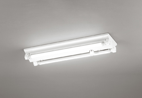 【最安値挑戦中!最大25倍】照明器具 オーデリック XL251654D(ランプ別梱) ベースライト 直管形LEDランプ 直付型 逆冨士型(人感センサ) 2灯用 温白色