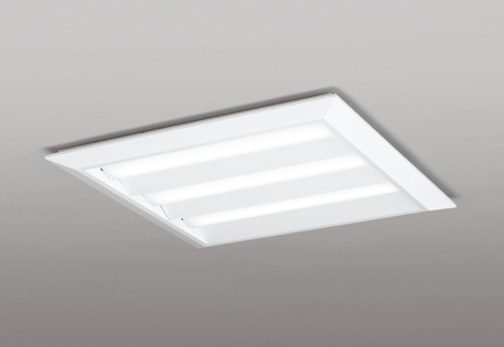 【最安値挑戦中!最大25倍】オーデリック XL501014P1C(LED光源ユニット別梱) ベースライト LEDユニット型 直付/埋込兼用型 非調光 白色 ルーバー無