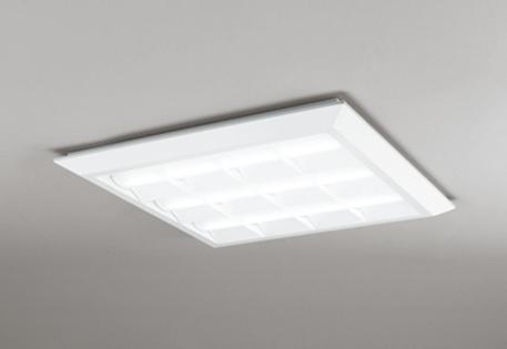 【最安値挑戦中!最大25倍】オーデリック XL501028B4B(LED光源ユニット別梱) ベースライト LEDユニット型 直付/埋込兼用型 Bluetooth 調光 昼白色 リモコン別売 ルーバー付
