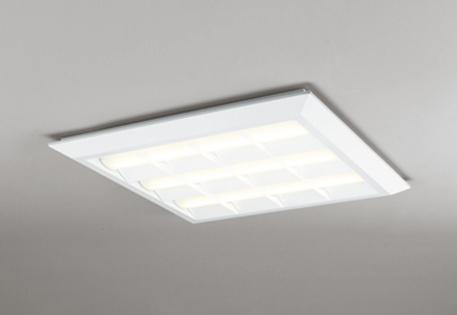 【最安値挑戦中!最大25倍】オーデリック XL501028B4E(LED光源ユニット別梱) ベースライト LEDユニット型 直付/埋込兼用型 Bluetooth 調光 電球色 リモコン別売 ルーバー付