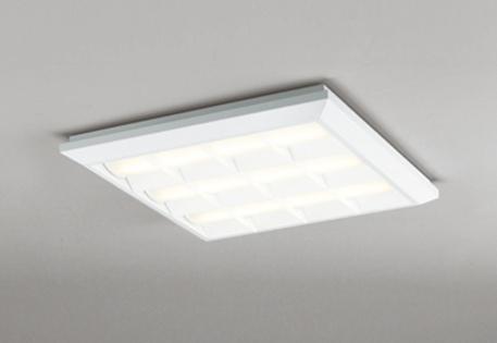 【最安値挑戦中!最大25倍】オーデリック XL501037P3E(LED光源ユニット別梱) ベースライト LEDユニット型 直付/埋込兼用型 非調光 電球色 ルーバー付