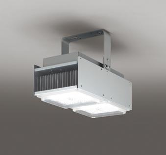【最安値挑戦中!最大34倍】オーデリック XL501047 ベースライト 高天井用照明 LED一体型 PWM調光 昼白色 調光器・信号線別売 マットシルバー [(^^)]
