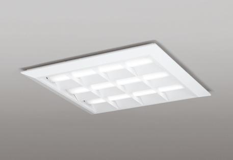 【最安値挑戦中!最大25倍】オーデリック XL501052P2B(LED光源ユニット別梱) ベースライト LEDユニット型 直付/埋込兼用型 非調光 昼白色 ルーバー付