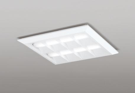 【最安値挑戦中!最大25倍】オーデリック XL501054P2B(LED光源ユニット別梱) ベースライト LEDユニット型 直付/埋込兼用型 非調光 昼白色 ルーバー付