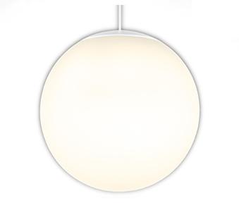 【最安値挑戦中!最大25倍】オーデリック OP034119LD1(ランプ別梱包) ペンダントライト LEDランプ 非調光 電球色 引掛シーリング オフホワイト
