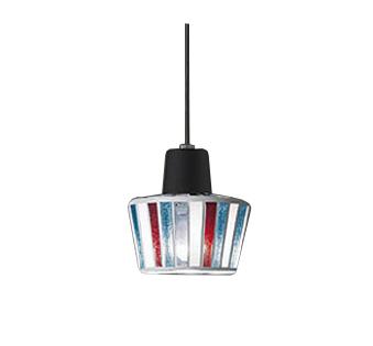 【最安値挑戦中!最大25倍】オーデリック OP034446NC ペンダント LED電球ミニクリプトン形6W 昼白色 プラグタイプ モザイクガラス・黒 調光器別売