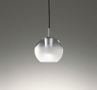 【最安値挑戦中!最大25倍】オーデリック OP252302ND ペンダント LED電球ミニクリプトン形5.8W 昼白色 非調光 引掛シーリング ガラス ホワイト