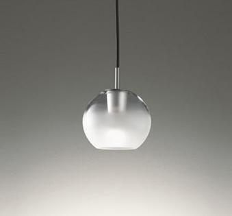 【最安値挑戦中!最大25倍】オーデリック OP252303ND ペンダント LED電球ミニクリプトン形5.8W 昼白色 非調光 プラグタイプ ガラス ホワイト