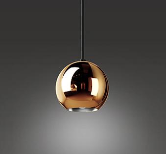 【最安値挑戦中!最大25倍】オーデリック OP252316ND ペンダント LED電球ミニクリプトン形5.8W 昼白色 非調光 プラグタイプ 真鍮・金メッキ