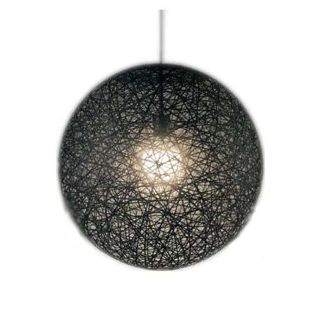 【最安値挑戦中!最大25倍】照明器具 オーデリック OP252333LD ペンダントライト LED 電球色 黒コード 白熱灯100W相当