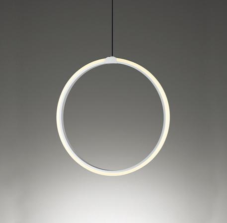 【最安値挑戦中!最大25倍】オーデリック OP252522 ペンダントライト LED一体型 電球色 非調光 ホワイト