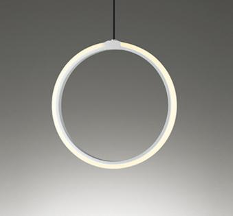 【最安値挑戦中!最大25倍】オーデリック OP252524 ペンダントライト LED一体型 電球色 非調光 ホワイト プラグ