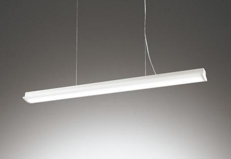 【最安値挑戦中!最大25倍】オーデリック OP252620 ペンダントライト LED一体型 非調光 昼白色 オフホワイト 簡易取付 傾斜天井取付対応