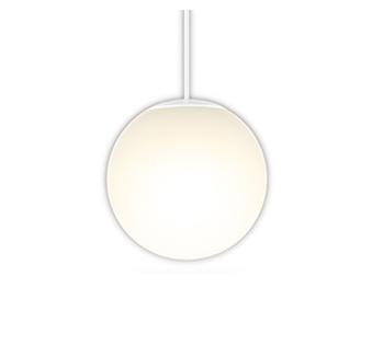 【最安値挑戦中!最大25倍】オーデリック OP252626LD(ランプ別梱包) ペンダントライト LEDランプ 非調光 電球色 引掛シーリング オフホワイト