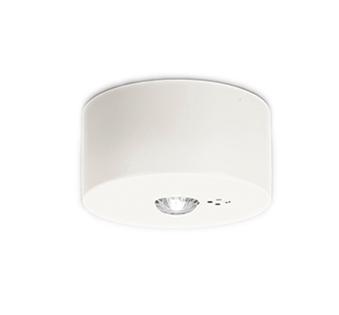 【最安値挑戦中!最大25倍】オーデリック OR036609P1 LED非常灯 LED一体型 中天井用(~6m) 昼白色 自己点検機能付 電池内蔵形 天井面取付 ホワイト