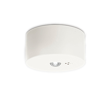 【最安値挑戦中!最大25倍】オーデリック OR036809P1 LED非常灯 LED一体型 中天井用(~8m) 昼白色 自己点検機能付 電池内蔵形 天井面取付 ホワイト