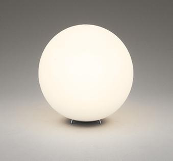 【最大44倍スーパーセール】オーデリック OT265028LD(ランプ別梱包) スタンドライト LEDランプ 非調光 電球色 中間スイッチ付 コード2.5m付 ホワイト