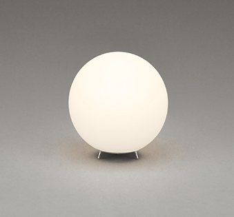 【最安値挑戦中!最大25倍】オーデリック OT265030BR(ランプ別梱包) スタンドライト LEDランプ Bluetooth フルカラー調光調色 リモコン別売 コード2.5m 白