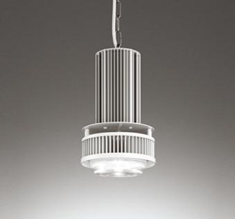 【最安値挑戦中!最大24倍】オーデリック XP252100 ペンダント LED一体型 昼光色 水銀ランプ400W形相当 非調光 アルミ・ホワイト [(^^)]