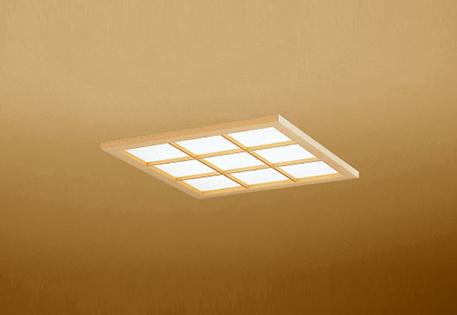 【最安値挑戦中!最大25倍】オーデリック OD301207P2B(LED光源ユニット別梱) 和風シーリングライト LED一体型 非調光 昼白色 埋込穴□450 白木