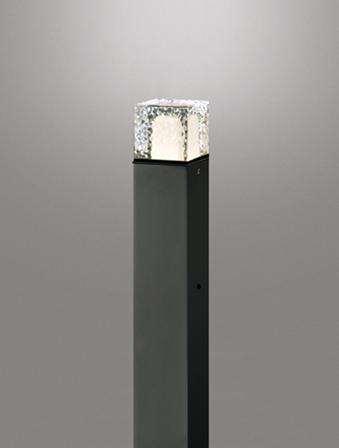 【最安値挑戦中!最大25倍】オーデリック OG254882ND(ランプ別梱) エクステリアガーデンライト LEDランプ 昼白色 地上高700 防雨型 黒