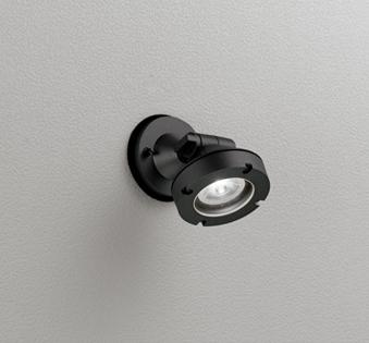 【最安値挑戦中!最大25倍】オーデリック OG254901 エクステリアスポットライト LED一体型 昼白色 ミディアム配光 防雨型 黒 [(^^)]