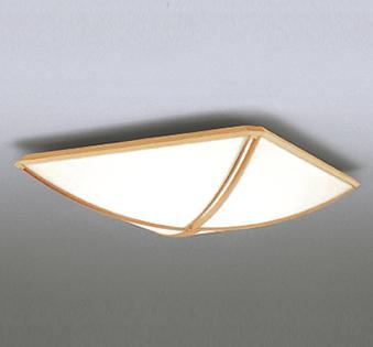 【最安値挑戦中!最大25倍】オーデリック OL291111WD(ランプ別梱) シーリングライト LEDランプ 非調光 温白色 巾口435 木材