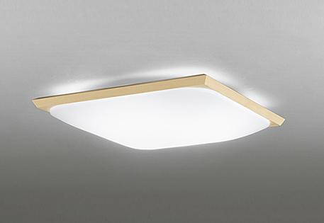 【最安値挑戦中!最大25倍】オーデリック OL291343N シーリングライト LED一体型 調光 昼白色 リモコン付属 ~12畳