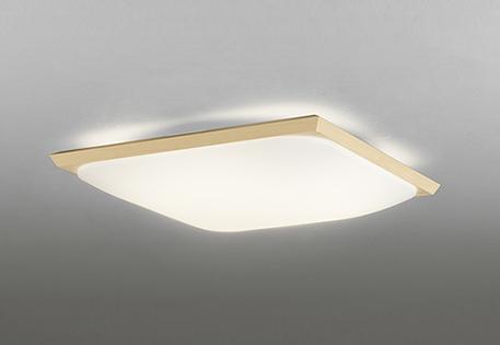 【最安値挑戦中!最大25倍】オーデリック OL291344L シーリングライト LED一体型 調光 電球色 リモコン付属 ~10畳