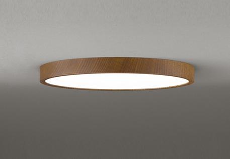 【最安値挑戦中!最大25倍】オーデリック OL291424BC シーリングライト LED一体型 Bluetooth 調光調色 簡易取付型 リモコン別売 ~6畳 木調ウォールナット