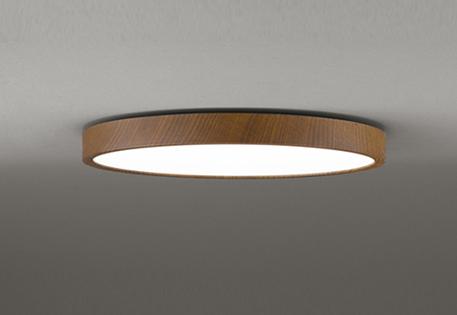 【最安値挑戦中!最大25倍】オーデリック OL291430BC シーリングライト LED一体型 Bluetooth 調光調色 クイック取付型 ~6畳 木調ウォールナット リモコン別売