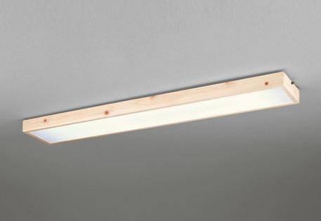 【最安値挑戦中!最大25倍】オーデリック OL291871P2E 和風ベースライト LED一体型 非調光 電球色 檜